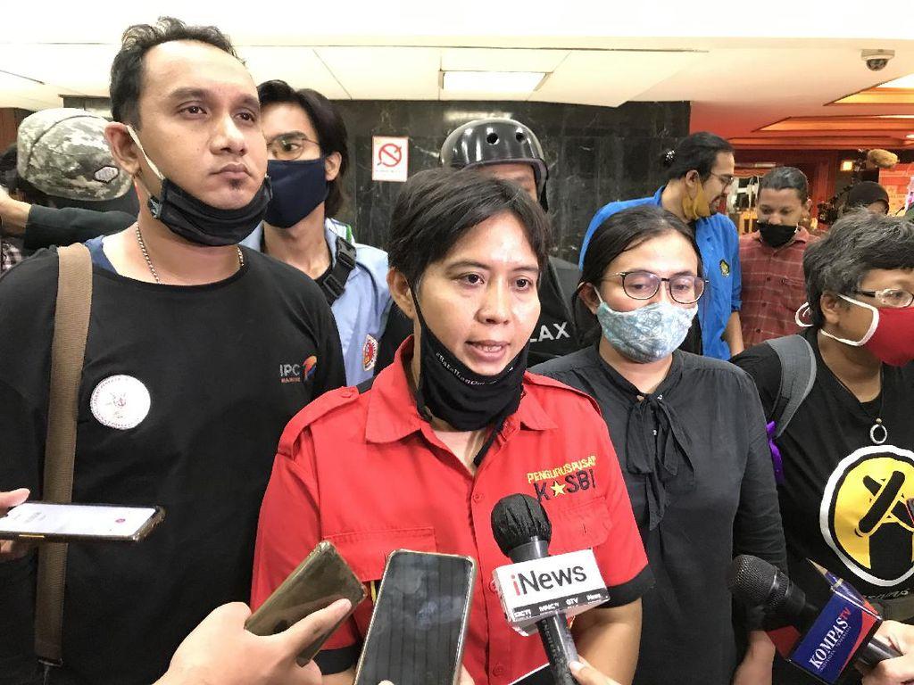 Dipanggil Polisi soal Dugaan Langgar Prokes, Ketua KASBI Minta Keadilan