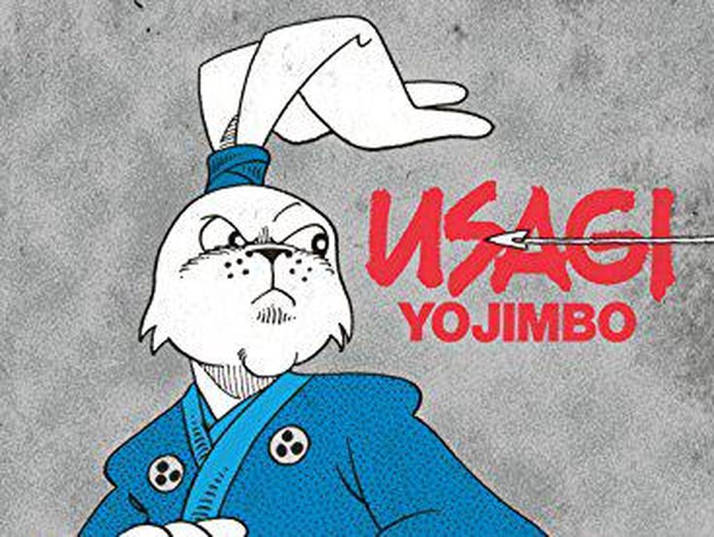 Mengenal Komik Kelinci Ronin Usagi Yojimbo yang Segera Diadaptasi Netflix
