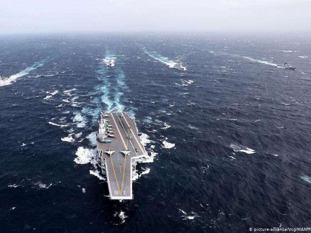 Konflik Laut China Selatan, Indonesia Serukan Semua Negara Tahan Diri