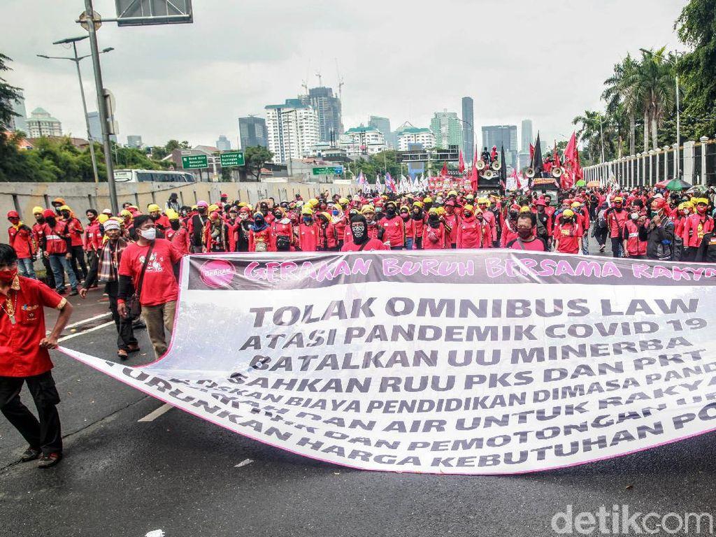 Soal RUU Omnibus Law Indonesia: Kontroversi, Pro Kontra, Kapan Disahkan?