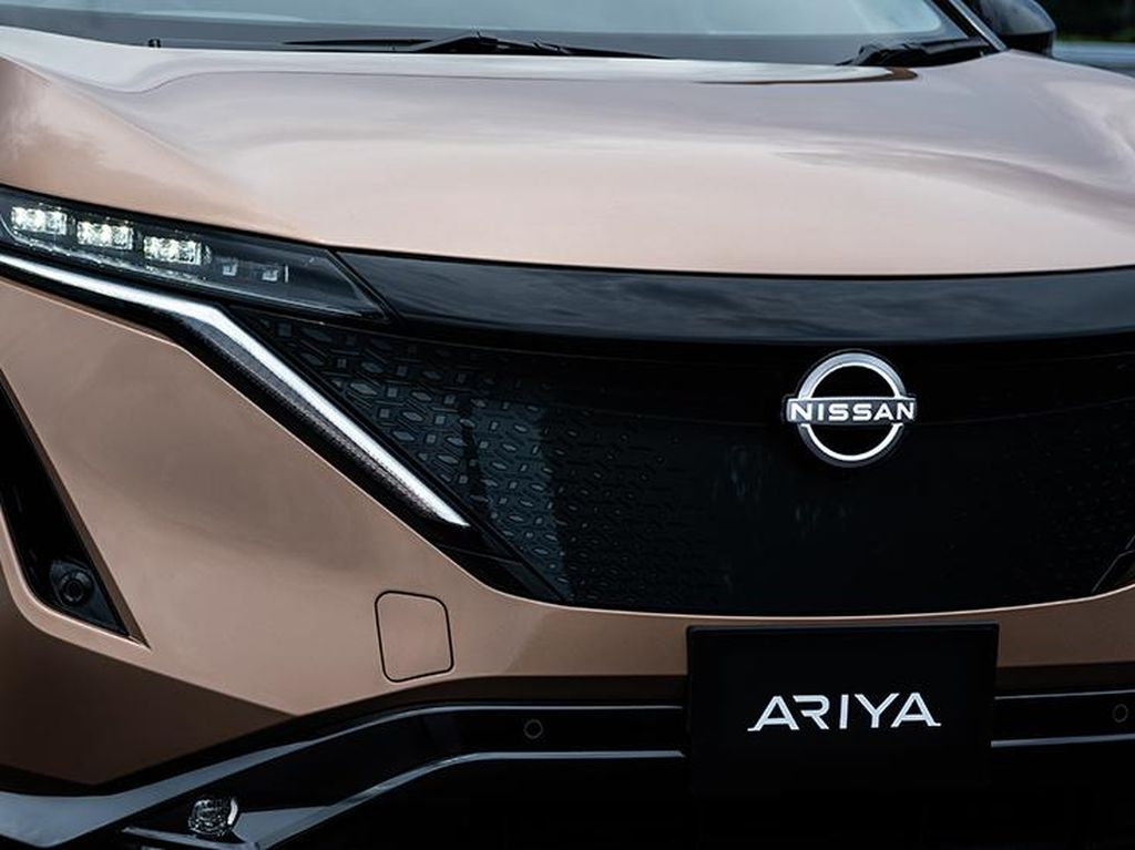 Nissan Perkenalkan Logo Baru