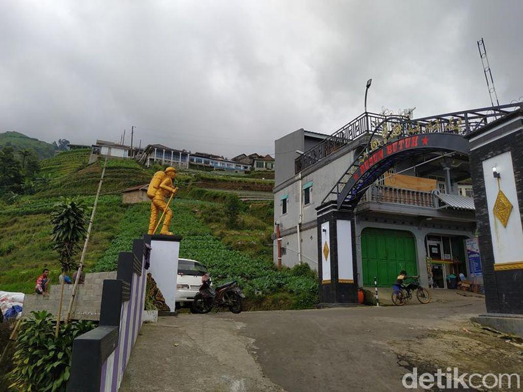 Akhirnya, Pendakian Sumbing via Butuh Magelang Dibuka Kembali