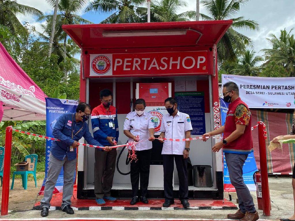 Pertashop Pertama Hadir di Sulawesi, Target hingga 2.300 Desa di RI