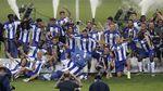 Porto Rayakan Gelar Juara Liga Portugal 2020
