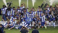Porto dan Juventus Sejajar di Eropa