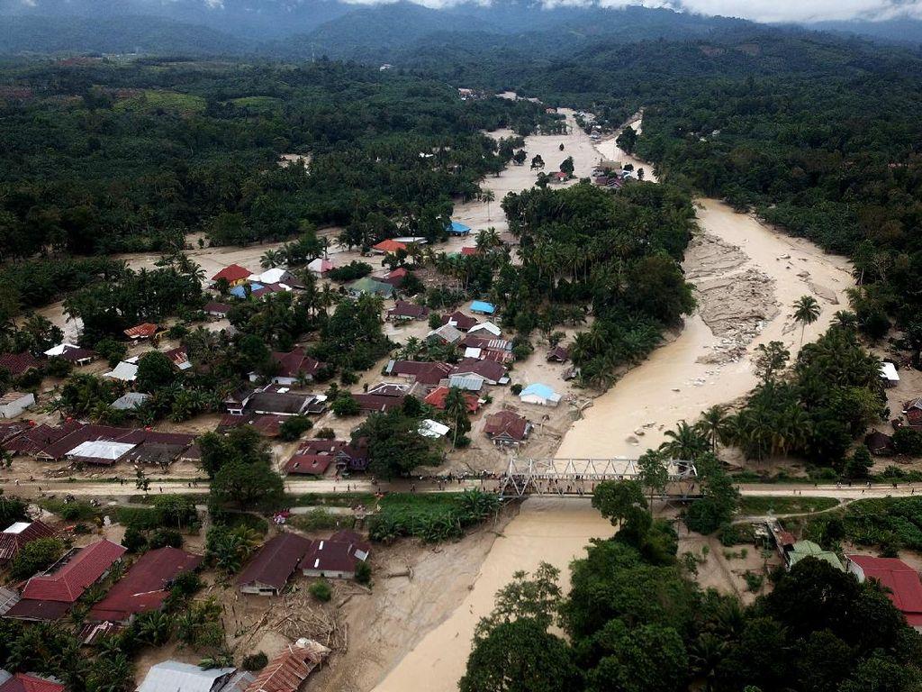 BMKG Ingatkan Potensi Bencana Banjir dan Kekeringan