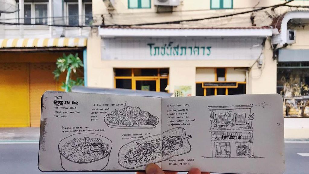Berdiri Sejak 1925, Ini Restoran Tertua di Thailand yang Hits Sampai Sekarang