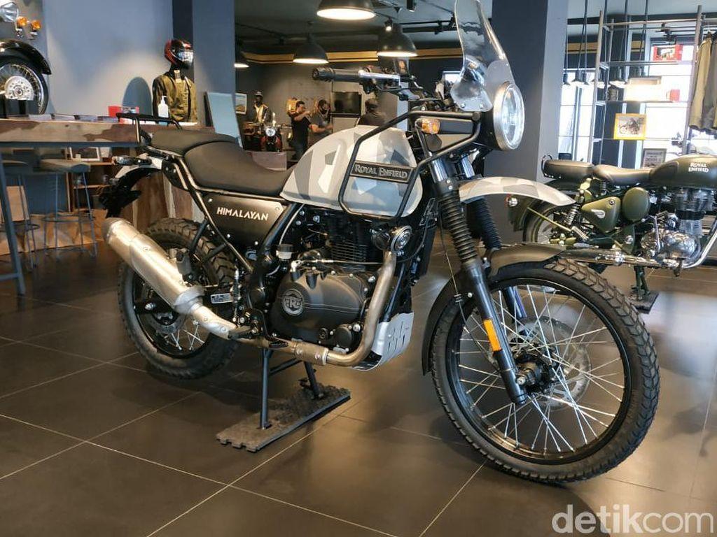 3 Hal Baru dari Motor yang Pernah Dipakai Putra Jokowi