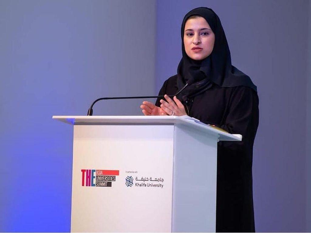 Sarah Al Amiri, Sosok Wanita Muda di Balik Misi Uni Emirat Arab ke Mars
