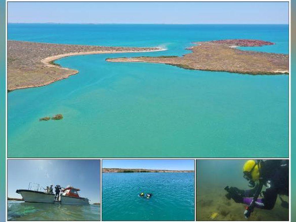 Situs Aborigin Kuno Australia Berumur 8.500 Tahun Ditemukan
