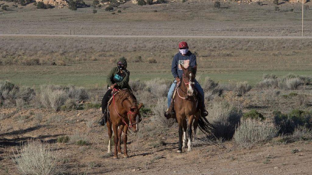 Potret Tanah Indian Navajo yang Dinodai Kylie Jenner
