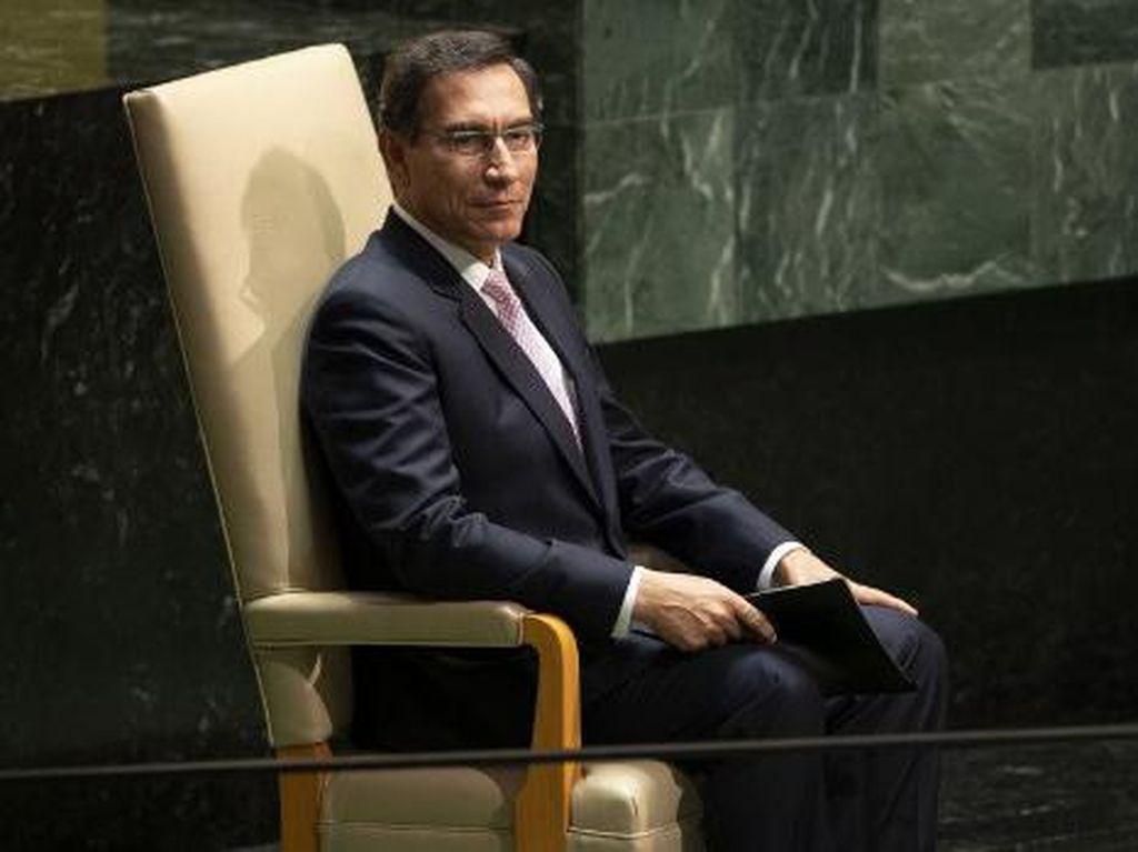 Presiden Peru Selamat dari Pemakzulan