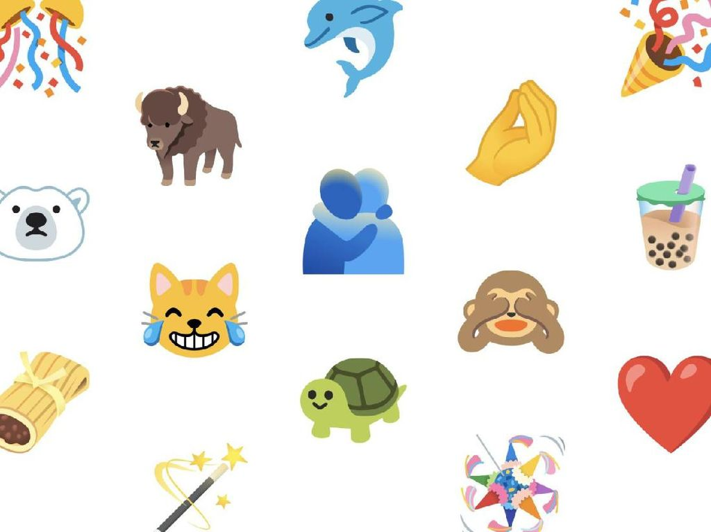117 Emoji Baru Akan Hadir di Android 11