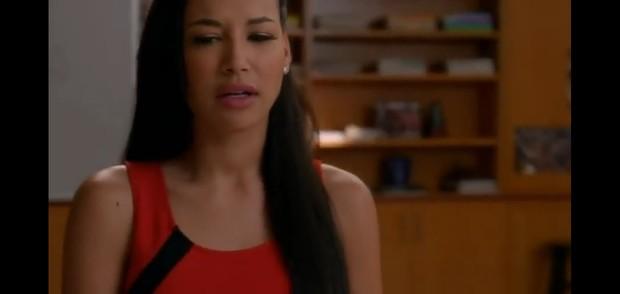 Penampilan Naya Rivera menyanyikan lagu If I Die Young di serial Glee.