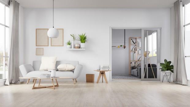 Penataan dan pemilihan lampu dalam kamar dapat mempengaruh pengap tidaknya suatu ruangan.