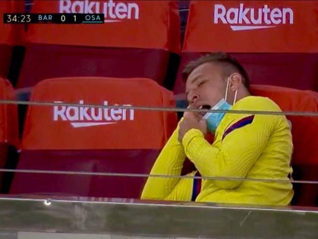 Arthur Diledek Ketularan Gareth Bale