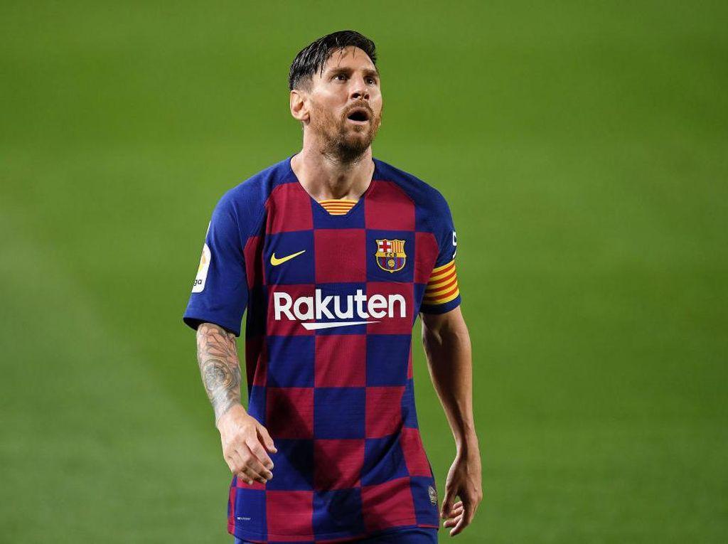 Jadi Apa Barcelona Kalau Messi Pensiun?