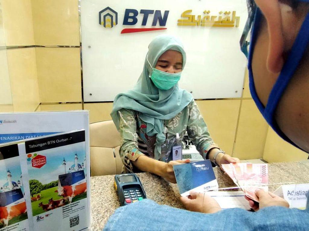 Di Tengah Pandemi BTN Syariah Genjot Dana Murah
