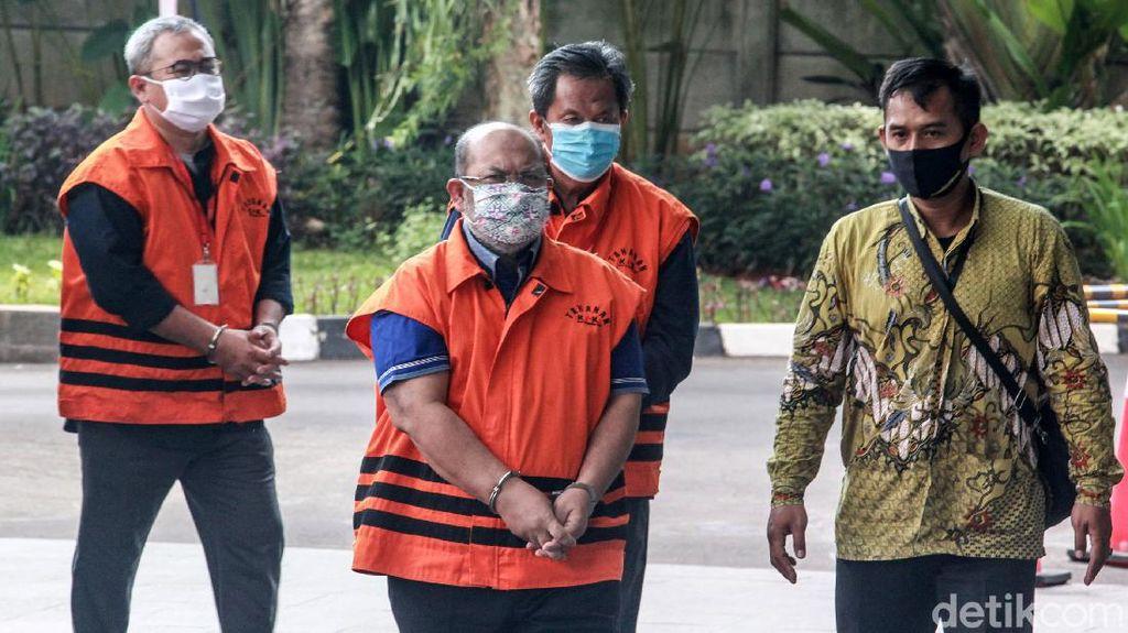 Bupati Kutai Timur Jalani Pemeriksaan Perdana di KPK