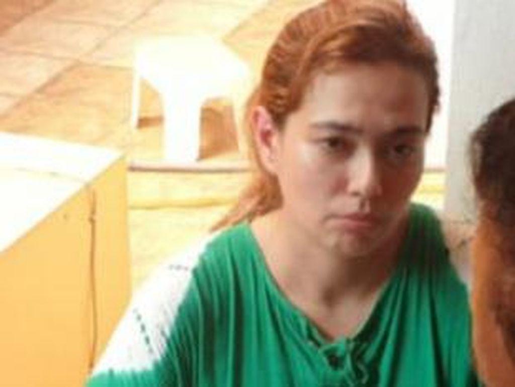 Catherine Wilson Banyak Bengong Usai Ditangkap karena Sabu