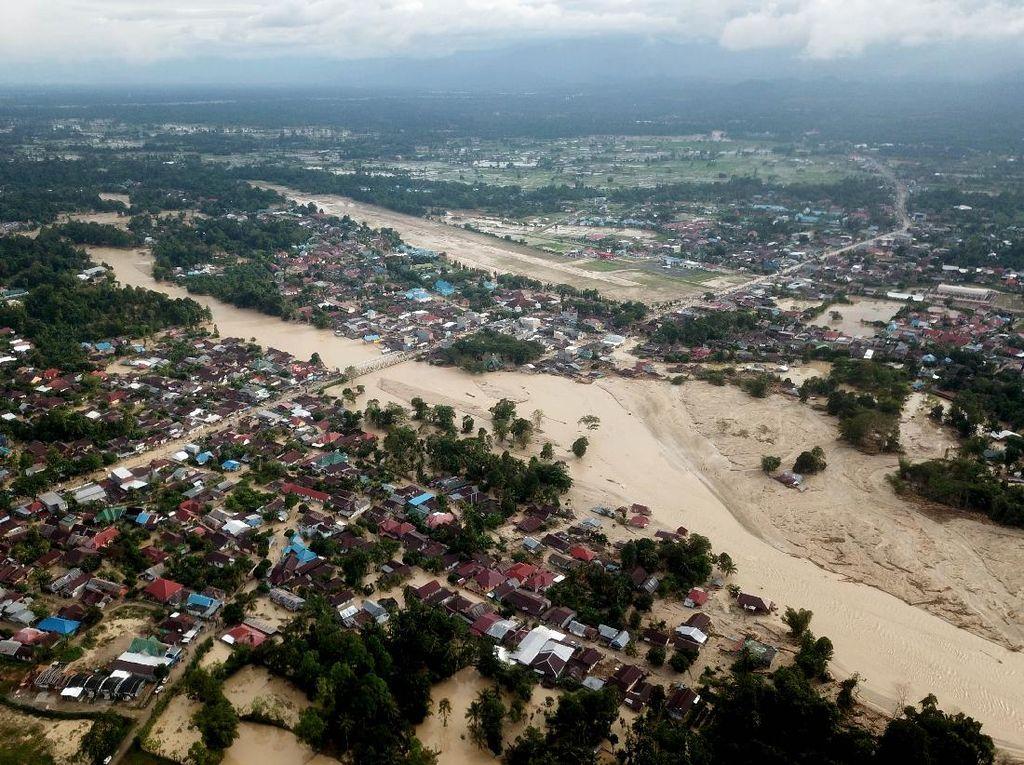Pangkal Persoalan Banjir Masamba Ditepis Bupati Bukan soal Buka Lahan
