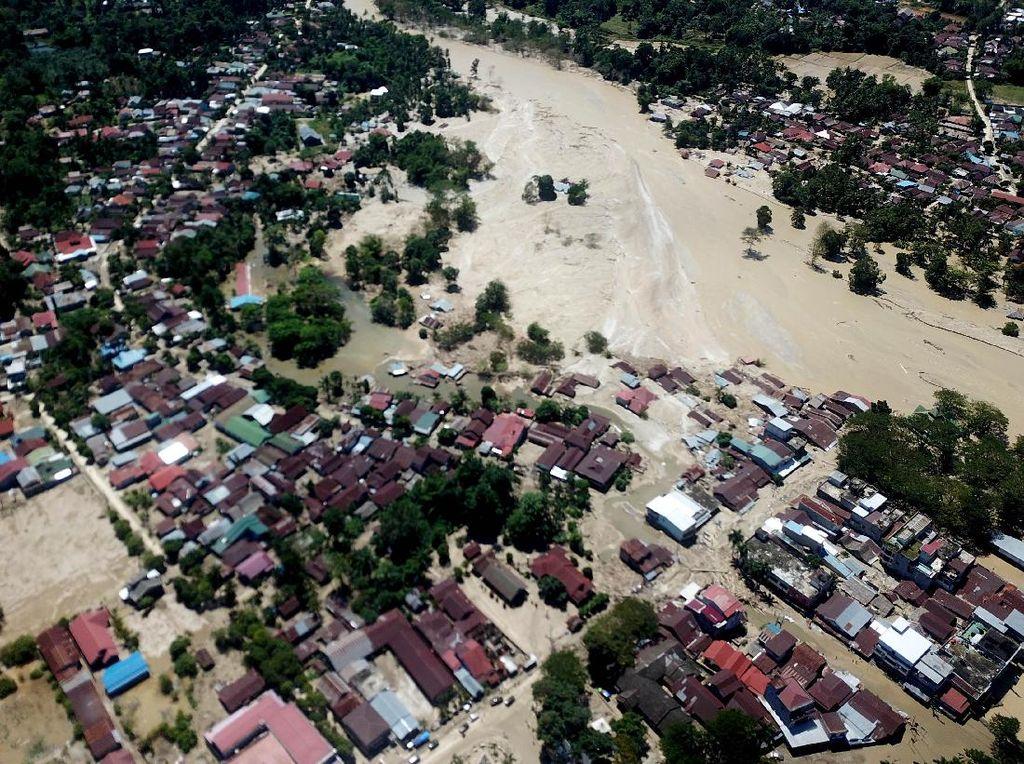 Penyebab Banjir Bandang Luwu Utara: Curah Hujan hingga Alih Fungsi Lahan