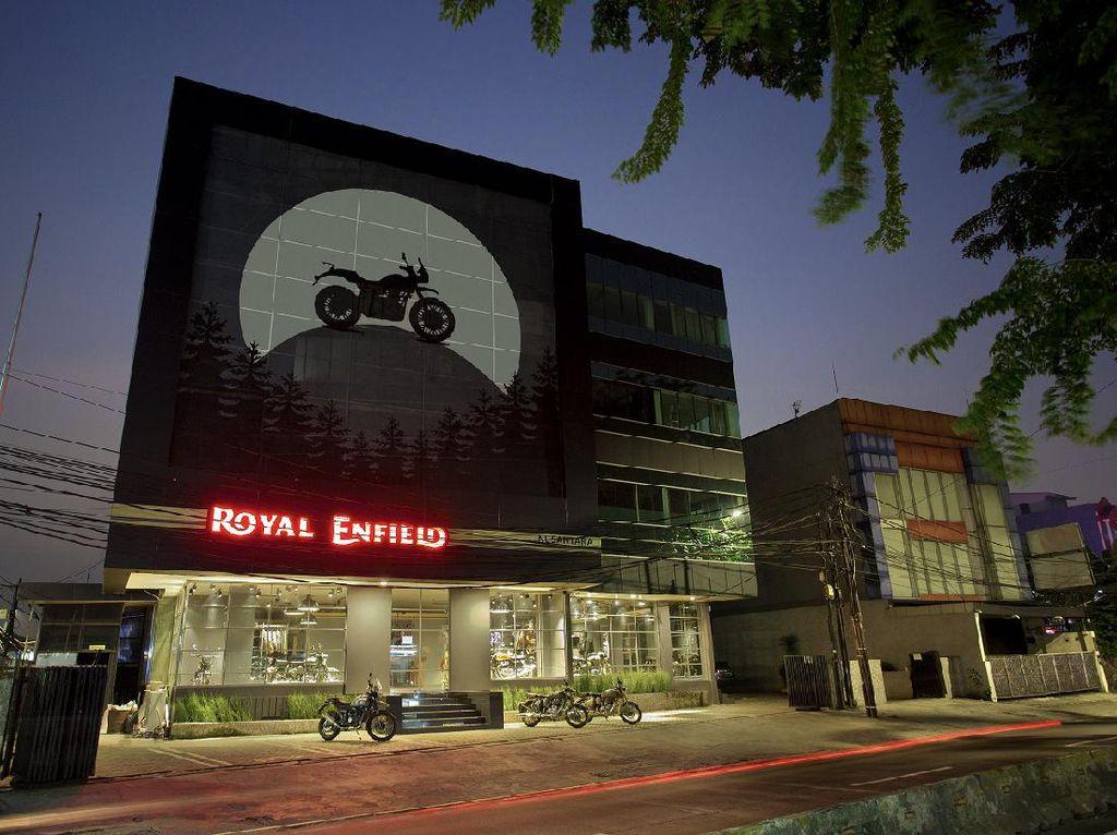 Dealer Baru Royal Enfield Tidak Bisa Keluarkan STNK dan BPKB dari Dealer Lama