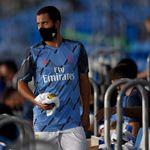 Zidane: Cedera Hazard Lebih Serius dari Perkiraan