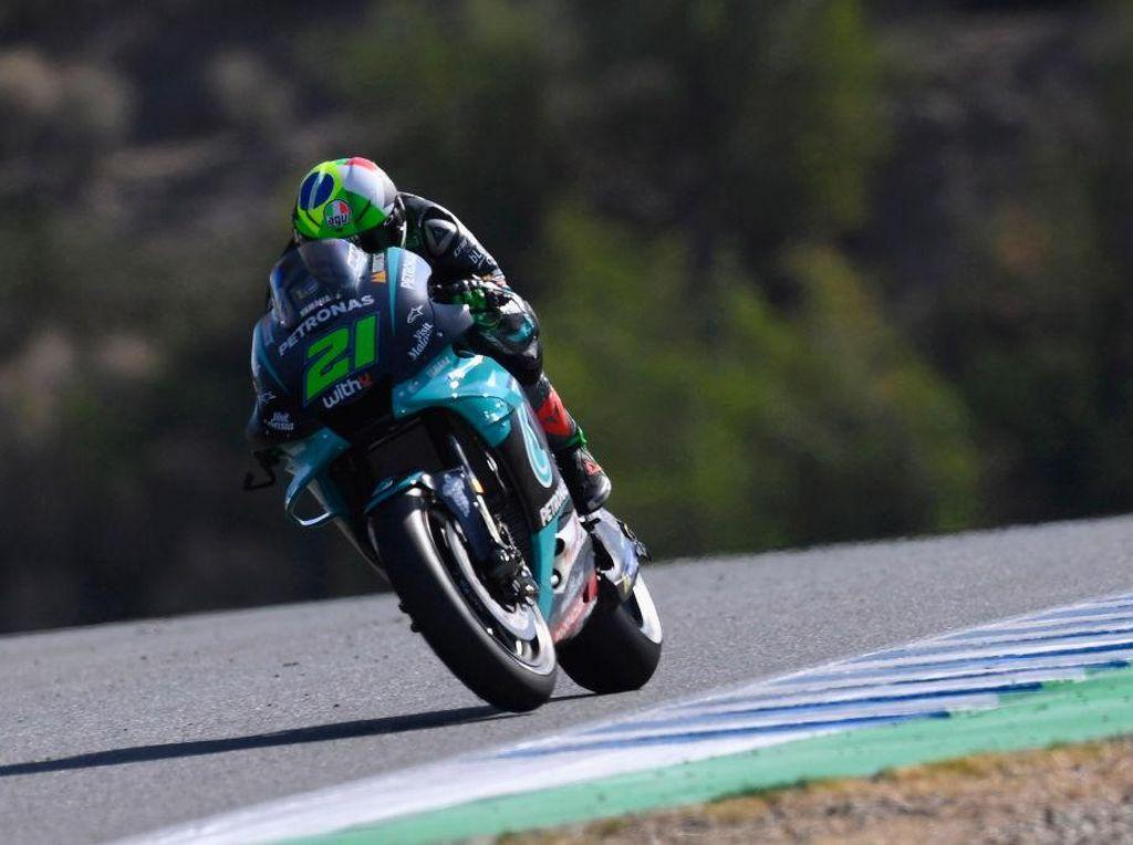 Rider Yamaha Bicara Motor Mogok di Jerez