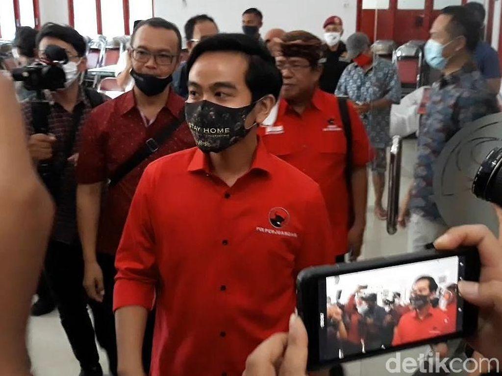 Gibran Putra Jokowi Ditantang Kotak Kosong