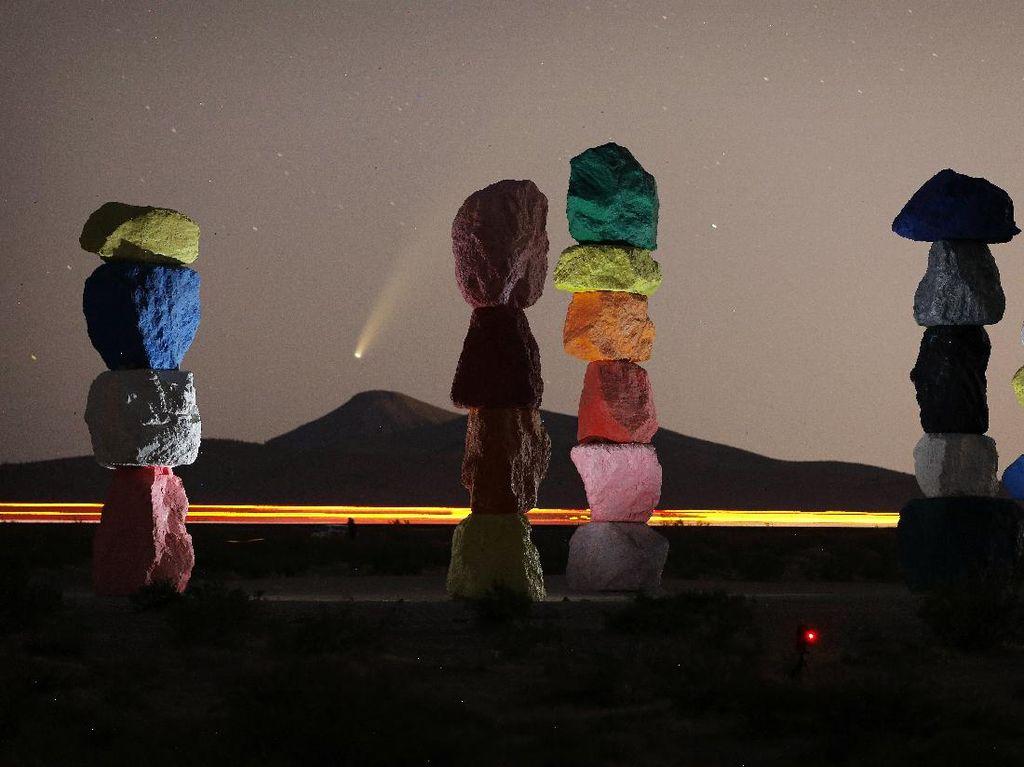 Komet Neowise Bisa Dilihat Dari Indonesia Lho, Ini Waktu dan Lokasinya