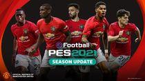 Konami Umumkan Tanggal Rilis PES 2021