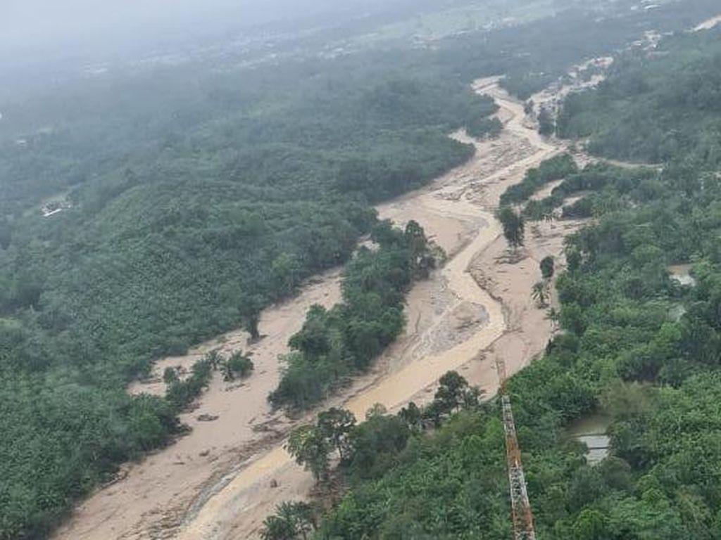 Banjir Bandang Masamba, Bupati Lutra Tepis Ada Pembukaan Lahan di Hulu