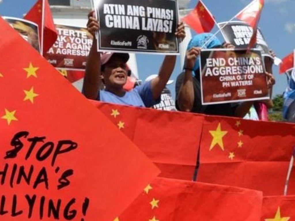 Sengketa Laut China Selatan, AS Sebut BUMN China Serupa dengan VOC