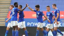 Video Gol-gol Leicester Bungkam Sheffield United