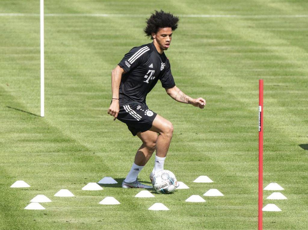 Leroy Sane Berkah untuk Bayern, Musibah untuk Bundesliga