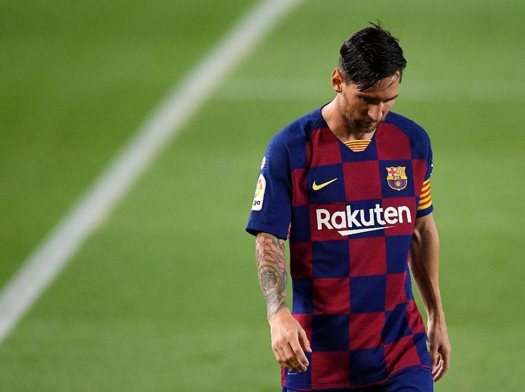 Semakin Cepat Melepas Messi, Semakin Baik untuk Barcelona