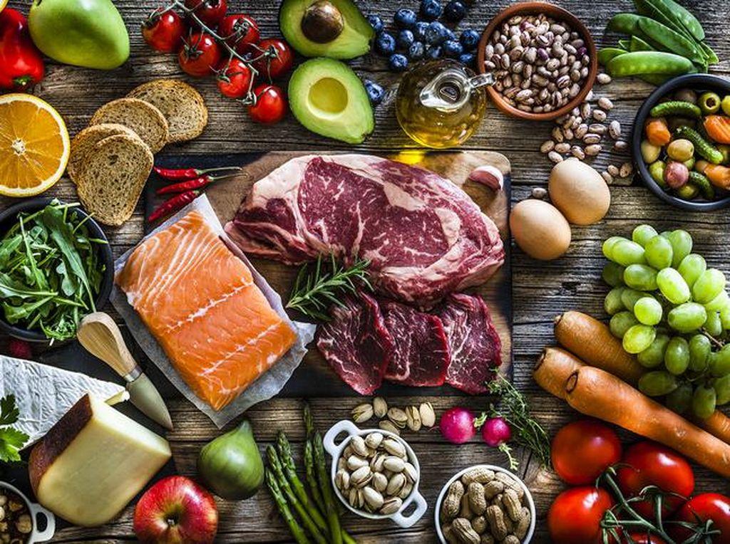 Mau Kulit Glowing atau Berat Badan Turun? Coba Kombinasi Makanan Sehat Ini
