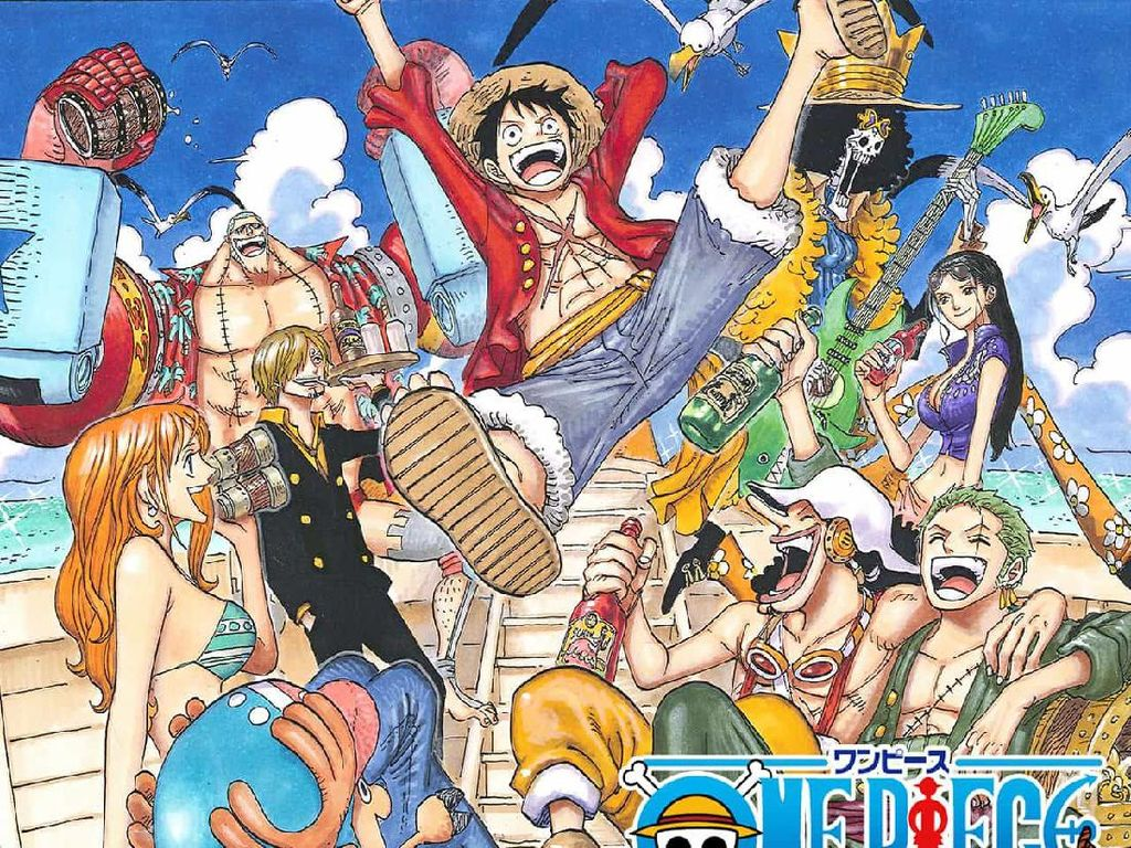 One Piece 1.000: Jadwal, Spoiler, dan Aplikasi Legal Baca Manga