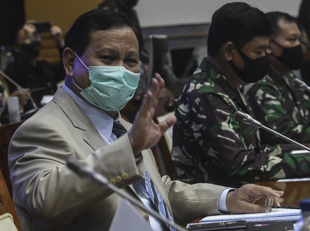 Menperin hingga Ketua Komisi I Beri Ucapan Ulang Tahun ke Prabowo Subianto