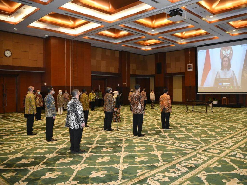 Sederet Pesan Penting Sri Mulyani buat Pejabat Kemenkeu