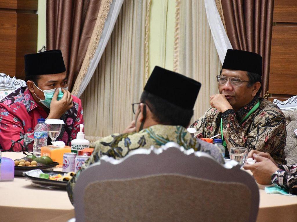 Mahfud Md: Pemekaran 5 Wilayah di Papua Tunggu Bahasan Instrumen Hukum