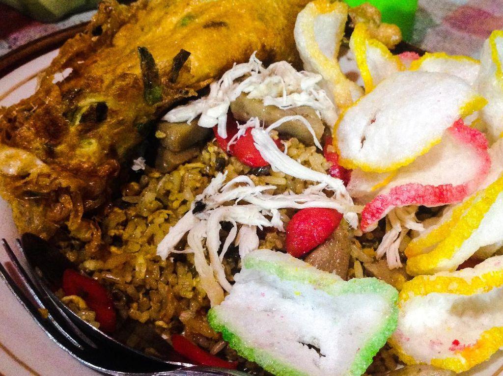 5 Nasi Goreng Gerobak di Jakarta Ini Populer Sejak Dulu