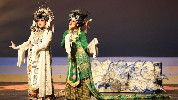 Opera Ular Putih, dok: Bakti Budaya Djarum Foundation.