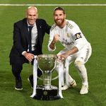 Zidane Ingin Sergio Ramos Bertahan di Real Madrid