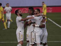Real Madrid Vs Villarreal: Menang 2-1, Los Blancos Juara Liga Spanyol!