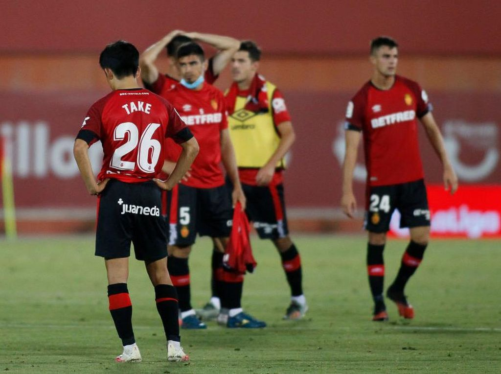 Real Mallorca Jadi Tim Kedua LaLiga yang Degradasi