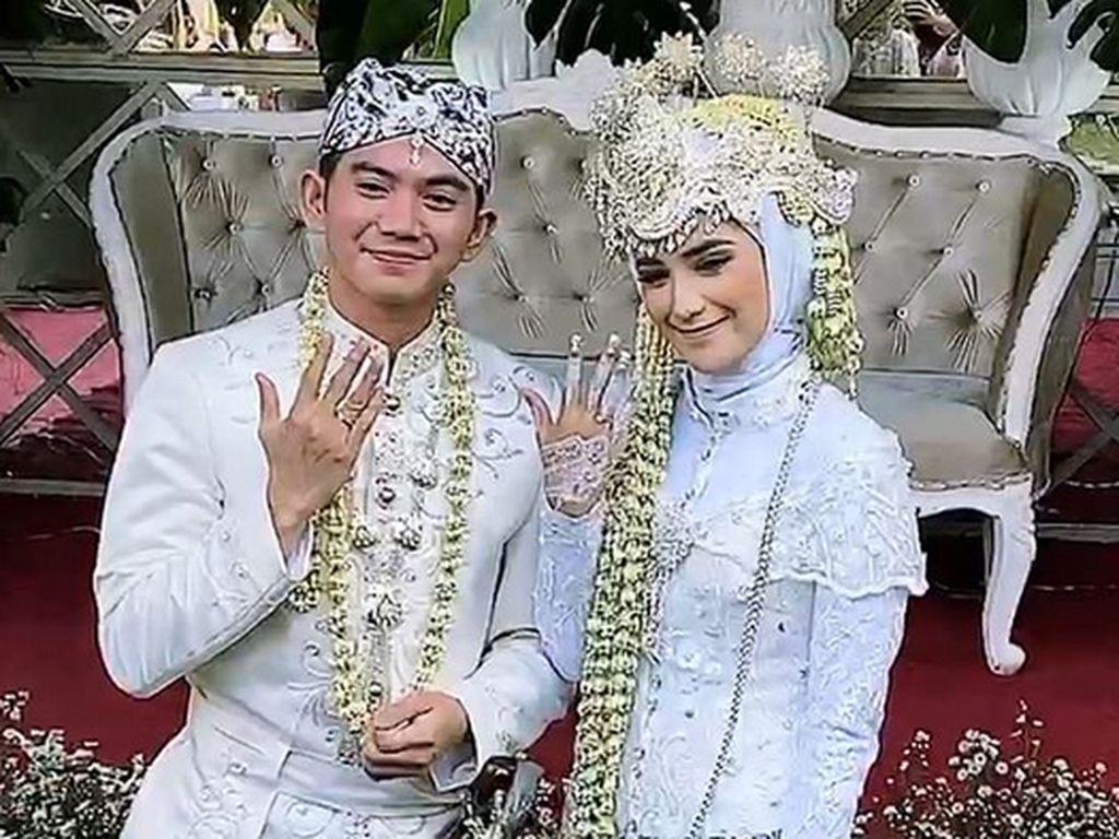 Nadya Mustika Sebut Cincin Kawin Kekecilan, Netizen Curiga