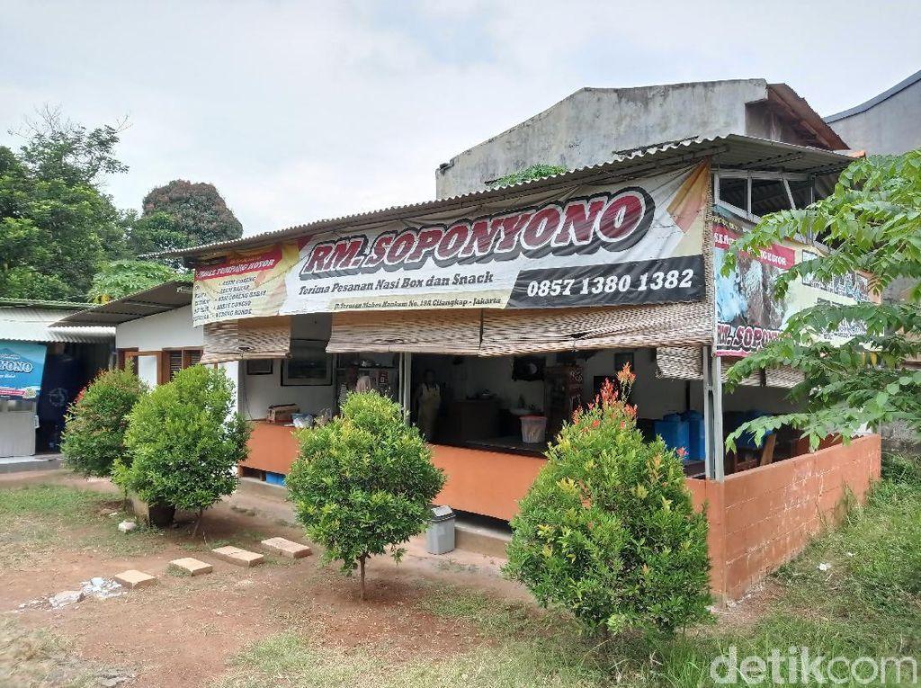 Menjajal Tumpang Koyor Khas Salatiga di Jakarta