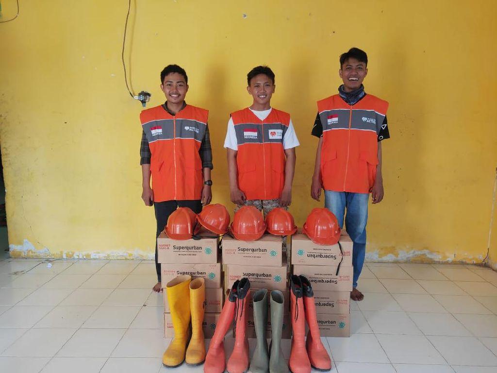 Rumah Zakat Kirim Relawan-Logistik untuk Korban Banjir Bandang Luwu Utara
